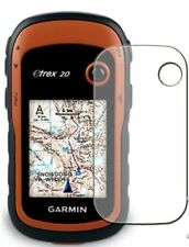 3 Invisible 3 Layer Shield Display Screen Protectors for Garmin eTrex 20 / 30