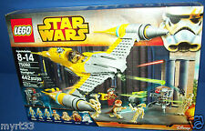 LEGO 75092 STAR WARS - NABOO FIGHTER  NEW in BOX