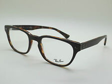 NEW Authentic Ray Ban RB 5309 5220 Brown/Tortoise 51mm RX Eyeglasses