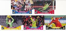 (40) 2015 Donruss Soccer Clean Sheets Complete 10 Card Insert Sets-400 Inserts!