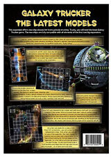 Galaxy Trucker The Latest Models Expansion Game Czech Games Edition CGE 00022