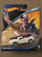 Hot Wheels DC Two Face