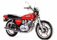 suzuki gs550e paintwork decal set ,restoration