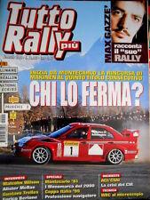 Tutto Rally Più 189 2000 Da Montecarlo la rincorsa di Makinen al 5° titolo Q103]
