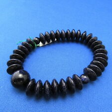 Purple Goldstone Bracelet Japanese Juzu Rosary Prayer beads Zen Cool Kyoto