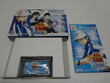 Tennis no Oujisama 2003 Cool Blue Nintendo Game Boy Advance Japan