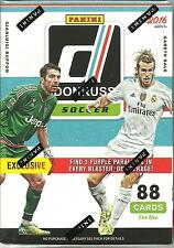 (20) 2016 Donruss Soccer Trading Cards New Sealed 88ct. Retail Blaster Box CASE