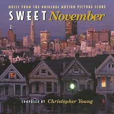 SWEET NOVEMBER / Christopher Young / Rare CD Promo Score (Last One)