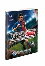PES 2009: Pro Evolution Soccer Official Guide and Coaching DVD By James Price,N