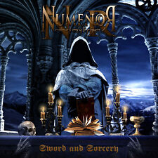 NUMENOR - Sword and Sorcery (NEW*EPIC BLACKENED METAL*BAL-SAGOTH*DOMINE*STORMLOR