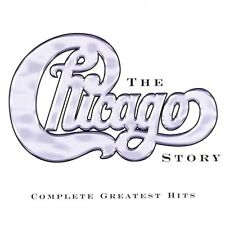 "CHICAGO ""THE CHICAGO STORY COMPLETE GREATEST HITS"" 2 CD"
