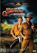 Allan Quartermain And The Lost City Of Gold (DVD, 2004) - Excellent....LOC5