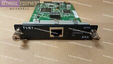 Juniper Networks SRX-MP-1T1E1 1-Port T1/E1 Mini-Physical Interface Module srx