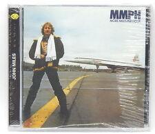 John Miles: MMPH [More Miles Per Hour] ~ NEW CD (2008, Lemon Recordings (UK))