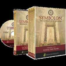SYMBOLON VOLUME II:LIVING THE FAITH*EPISODES 11-20 (CATHOLICISM)  5-DISC DVD SET