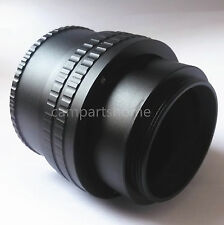 M65 to M65 Adjustable Focusing Helicoid Adapter 25-55mm Macro Tube 25mm-55mm