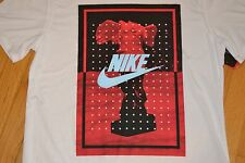 "Nike ""Headless Angel Statue"" T-Shirt  Color: White Men's Sz: XX-Large (2XL) NWT!"