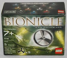 LEGO BIONICLE (8748) SPINNERS FOR TOA HORDICA VISORAK Brand New _ Free Shipping