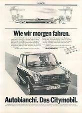 Autobianchi-A112-Abarth-1974-Reklame-Werbung-vintage print ad-Vintage Publicidad