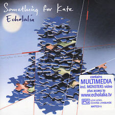 Echolalia by Something for Kate (CD, Jun-2001, Sony Music Distribution (USA))