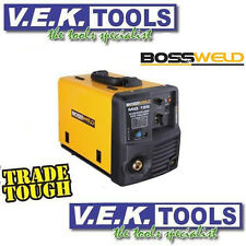 BOSS WELD 120AMP Mig Gas & Gasless Welder-Nationwide 1yr Warr-USED BY PROS! cig