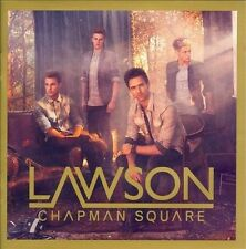 Chapman Square [Deluxe Edition] by Lawson (UK) (CD, Oct-2012, 2 Discs, NEW