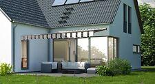 Gelenkarmmarkise Gelenkarm Markise Sonnenmarkise Sonnenschutz 3 x 2,5 m