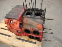 Motorblock 280110100 Motor Porsche Diesel 219 Traktor Schlepper Motorgehäuse
