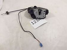 01 02 03 04 05 06 07 MERCEDES W203  REAR RIGHT DOOR LATCH LOCK ACTUATOR 123A S