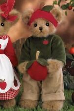 Bearington Bears | ADAM APPLE BEAR *BRAND NEW* SCENTED SO CUTE 179907 14 Inches