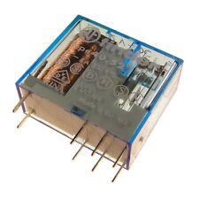 Finder 40.52.9.012 Relais 12V DC 2xUM 8A 250V AC Relay Steck Print 069551