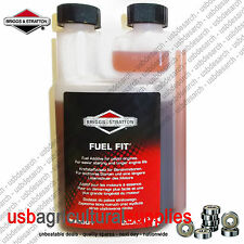 Briggs & Stratton combustible Fit aditivo 992381 250ml Estabilizador Gasolina empezar a ayudar