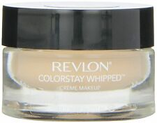 *REVLON* Creme Makeup* #370 Natural Tan 24hr Foundation COLORSTAY WHIPPED Smooth