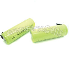 6 pcs Size A 147500 2800mAh 1.2V Volt Ni-MH Rechargeable Battery with tab