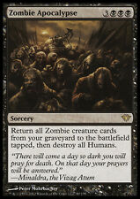 Apocalisse di Zombie - Zombie Apocalypse MTG MAGIC DKA Dark Ascension English