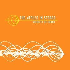 Velocity of Sound Apples in Stereo Audio CD