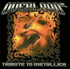 Overload: Overload 2: Tribute to Metallica  Audio CD