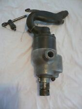 Aviation Aircraft Pneumatic Tool Pressure Fluid Motor Pat. # 1781133 Keller Tool