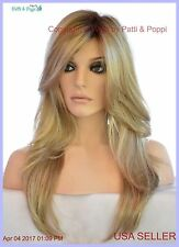 Angelica PM (partial mono) by Noriko Wigs Color CREAMY TOFFEE R New Cute Style B