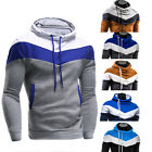 Men's Winter Hoodie Warm Hooded Sweatshirt Coat Jacket Outwear Sweater