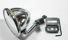 Fiat 500, 600, 850, 1100, Volvo, NSU,  Türklemmspiegel, Chromed Rear View Mirror