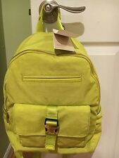 NWT Kipling Marie Backpack Electric Lime Color