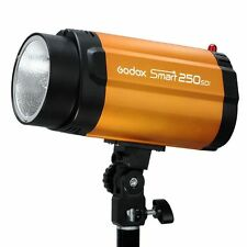 Godox 250W Smart Photography Photo Studio Strobe Flash Lighting Lamp Head 220V