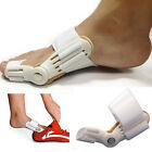 1PC Big Toe Straightener Bunion Hallux Valgus Corrector Night Splint Pain Relief