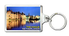 THE HAGUE NETHERLANDS KEYRING SOUVENIR LLAVERO