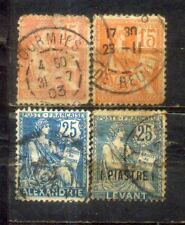 France Francaise Nice Stamps Lot 8