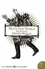 P. S.: Brave New World Revisited by Aldous Huxley (2006, Paper (FREE 2DAY SHIP)