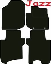 Honda Jazz Tailored car mats ** Deluxe Quality ** 2011 2010 2009 2008