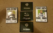 Derby County set of 100 Autographs