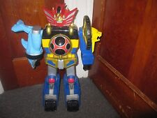 Ninja Storm Power Ranger 2 Feet Tall